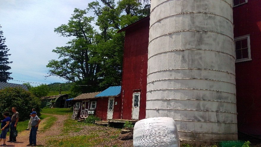 Betty acres barn