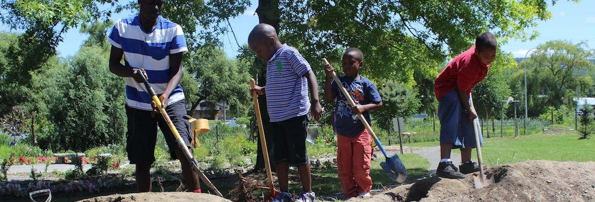 Ithacas Childrens Garden