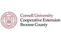 Cornell University Cooperative Extension Broome County logo